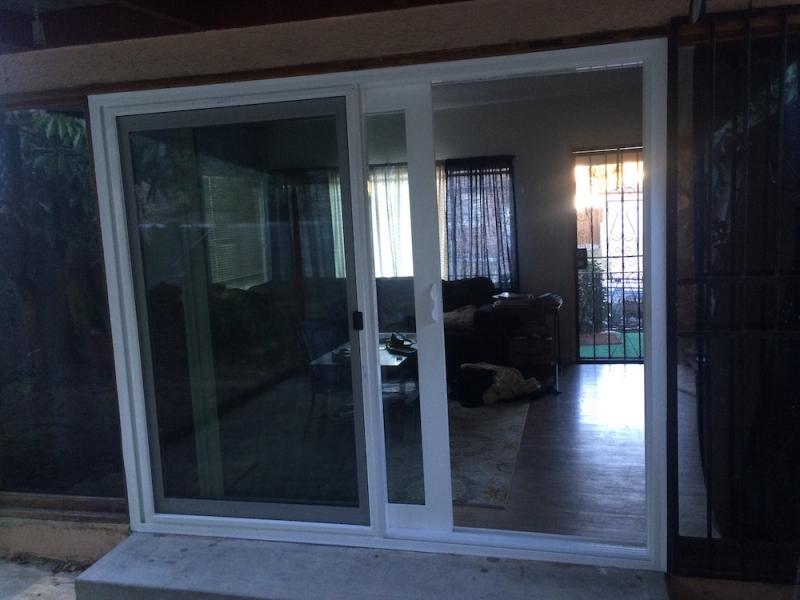 Los Angeles Patio Door Installation